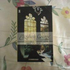 Libros de segunda mano: POR EL BIEN DE ELENA;ELIZABETH GEORGE;DEBOLSILLO 2002. Lote 178188776