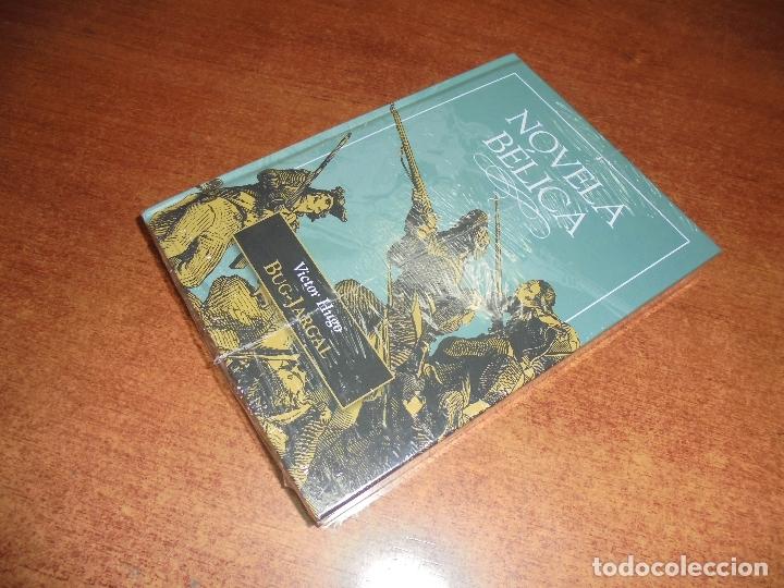 Libros de segunda mano: NOVELA BÉLICA: BUG-JARGAL (VICTOR HUGO) sin desprecintar. - Foto 2 - 178276467