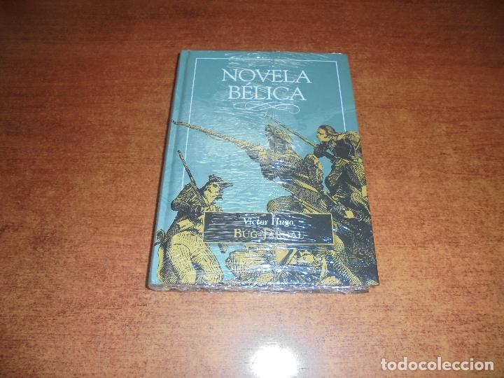 Libros de segunda mano: NOVELA BÉLICA: BUG-JARGAL (VICTOR HUGO) sin desprecintar. - Foto 3 - 178276467