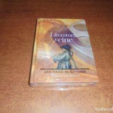 Libros de segunda mano: LITERATURA Y CINE: LOS VIAJES DE GULLIVER (JONATHAN SWIFT) SIN DESPRECINTAR.. Lote 178276723