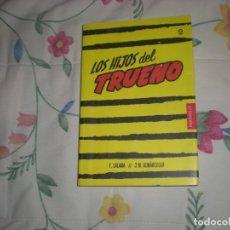 Libros de segunda mano: LOS HIJOS DEL TRUENO;F.LALANA/J.M.ALMÁRCEGUI;SANTILLANA 2017. Lote 178310053