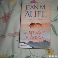 Libros de segunda mano: LOS REFUGIOS DE PIEDRA;JEAN M.AUEL;EMBOLSILLO 2011. Lote 178310163