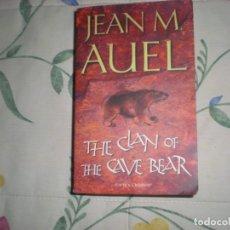 Libros de segunda mano: THE CLAN OF THE CAVE BEAR;JEAN M.AUEL;CORONET 2002. Lote 178346458