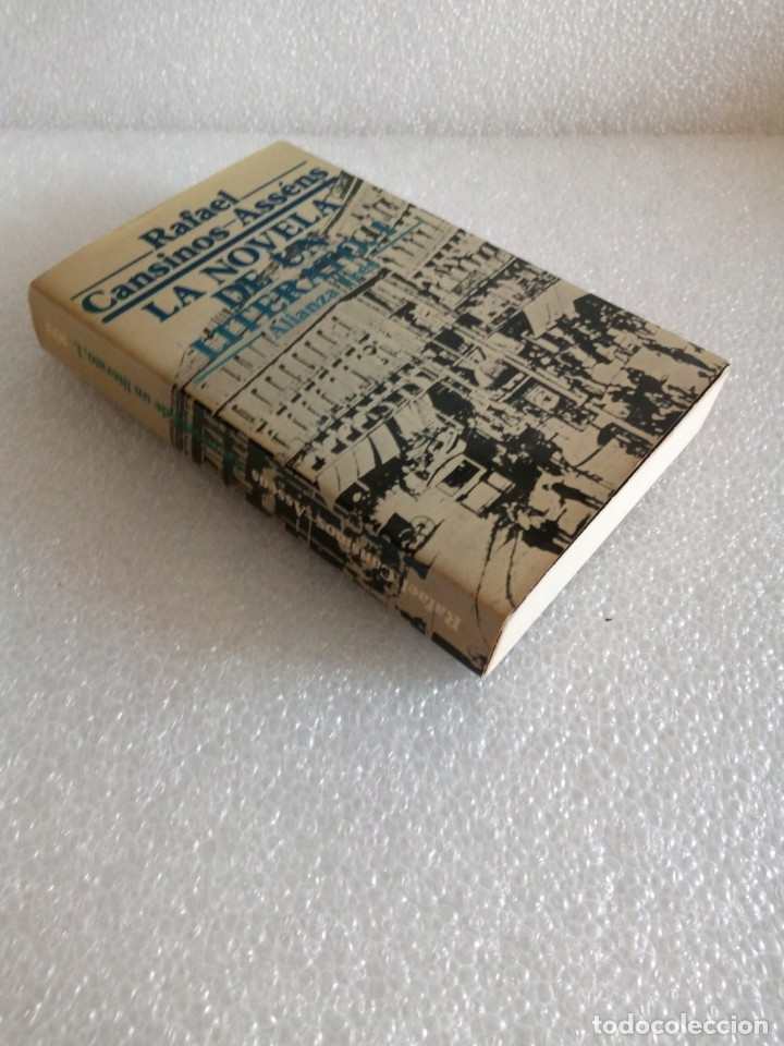 RAFAEL CANSINOS-ASSÉNS - LA NOVELA DE UN LITERATO, 1 - ALIANZA EDITORIAL. 1982 (Libros de Segunda Mano (posteriores a 1936) - Literatura - Narrativa - Otros)