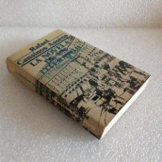 Libros de segunda mano: RAFAEL CANSINOS-ASSÉNS - LA NOVELA DE UN LITERATO, 1 - ALIANZA EDITORIAL. 1982. Lote 178852120