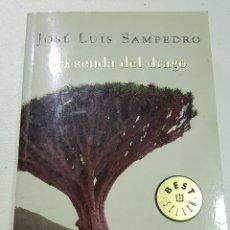 Libros de segunda mano: LA SENDA DEL DRAGO - JOSE LUIS SAMPEDRO - TDK126. Lote 178910413