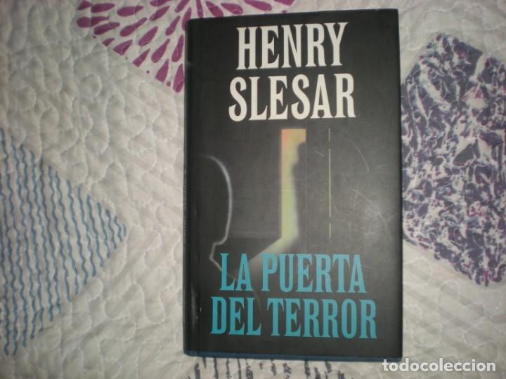 LA PUERTA DEL TERROR;HENRY SLESAR;CÍRCULO DE LECTORES 1994 (Libros de Segunda Mano (posteriores a 1936) - Literatura - Narrativa - Otros)