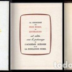 Libros de segunda mano: MALONE MEURT - OH LES BEAUX JOURS. I - PRIX NOBEL DE LITTERATURE 1969 - BECKETT, SAMUEL - A-NOV-1210. Lote 178977405