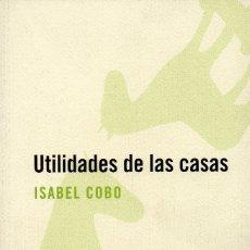 Libros de segunda mano: UTILIDADES DE LAS CASAS. ISABEL COBO. Lote 179027772