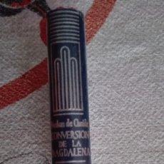 Libros de segunda mano: 162-LIBRO DE LA CONVERSION DE LA MAGDALENA P.MALON C.CRISOL 162- PRECINTADO. Lote 179118275