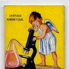 Livres d'occasion: RAMÓN Y CAJAL, SANTIAGO. A SECRETO AGRAVIO, SECRETA VENGANZA. S.A. (HACIA 1954) [ENCICLOPEDIA PULGA]. Lote 179150186