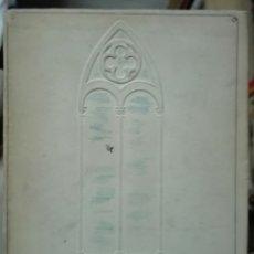 Libros de segunda mano: GUIDO PIOVENE. CARTAS DE UNA NOVICIA. 1942. Lote 179204441