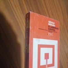 Libros de segunda mano: EL LABERINTO ESPAÑOL. GERALD BRENAN. TOMO II. RÚSTICA. FALTA UNA PÁGINA EN BLANCO. RESTO BUEN ESTADO. Lote 179212135