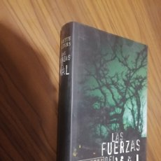 Libros de segunda mano: LAS FUERZAS DEL MAL. MINETTE WALTERS. CIRCULO DE LECTORES. TAPA DURA. BUEN ESTADO. Lote 179212292