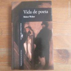 Libros de segunda mano: VIDA DE POETA WALSER, MARTIN PUBLICADO POR ALFAGUARA 1989 292PP. Lote 179221927