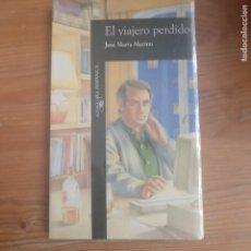 Libros de segunda mano: EL VIAJERO PERDIDO MERINO, JOSÉ MARÍA PUBLICADO POR ALFAGUARA. (1989) PRECINTADO. Lote 179233535
