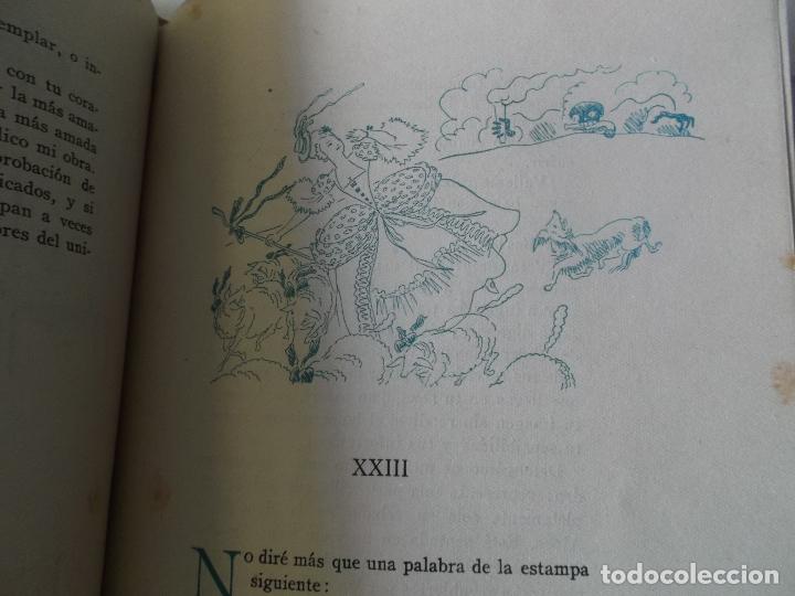 Libros de segunda mano: VVIAJE EN TORNO DE MI CUARTO - XAVIER DE MAISTRE - EDICION NUMERADA ILUSTRADA POR PEDRO PRAT. - Foto 3 - 179239348