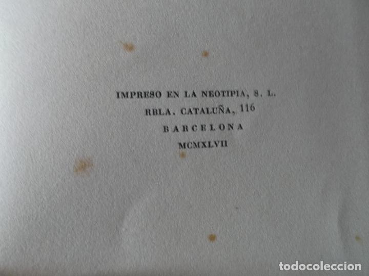 Libros de segunda mano: VVIAJE EN TORNO DE MI CUARTO - XAVIER DE MAISTRE - EDICION NUMERADA ILUSTRADA POR PEDRO PRAT. - Foto 5 - 179239348