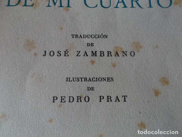 Libros de segunda mano: VVIAJE EN TORNO DE MI CUARTO - XAVIER DE MAISTRE - EDICION NUMERADA ILUSTRADA POR PEDRO PRAT. - Foto 6 - 179239348