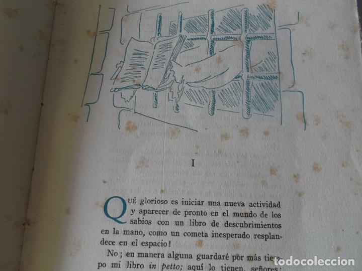 Libros de segunda mano: VVIAJE EN TORNO DE MI CUARTO - XAVIER DE MAISTRE - EDICION NUMERADA ILUSTRADA POR PEDRO PRAT. - Foto 10 - 179239348
