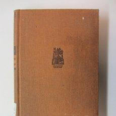 Libros de segunda mano: LA CANCIÓN DEL MARINERO. JAMES HANLEY. JOSÉ JANÉS EDITOR 1947 1ª EDICIÓN. TAPA DURA. 191 PÁGS.. Lote 179253921