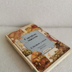 Libros de segunda mano: CUENTOS SUECOS LIBRO E BESKOW Y OTROS ILUSTRADO POR JOHN BAUER - ANAYA AÑOS 80 - TROLLS GNOMO - JOYA. Lote 179386572