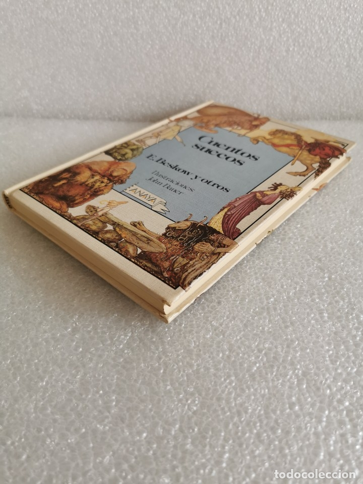 Libros de segunda mano: CUENTOS SUECOS LIBRO E BESKOW Y OTROS ILUSTRADO POR JOHN BAUER - ANAYA AÑOS 80 - TROLLS GNOMO - JOYA - Foto 3 - 179386572