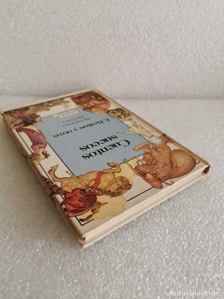Libros de segunda mano: CUENTOS SUECOS LIBRO E BESKOW Y OTROS ILUSTRADO POR JOHN BAUER - ANAYA AÑOS 80 - TROLLS GNOMO - JOYA - Foto 4 - 179386572