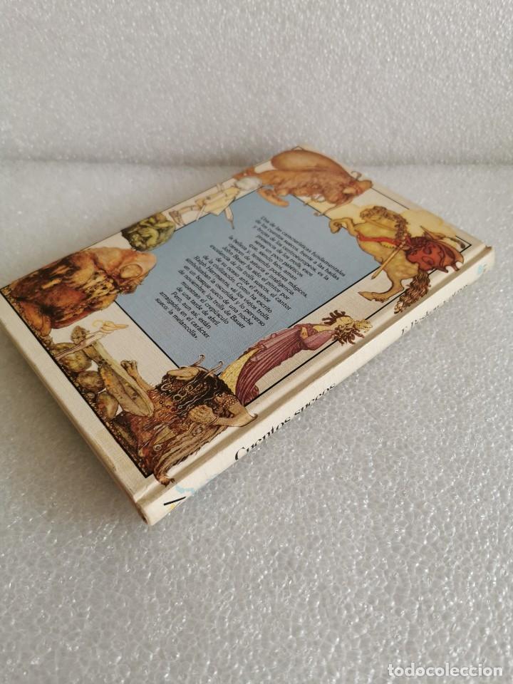Libros de segunda mano: CUENTOS SUECOS LIBRO E BESKOW Y OTROS ILUSTRADO POR JOHN BAUER - ANAYA AÑOS 80 - TROLLS GNOMO - JOYA - Foto 6 - 179386572