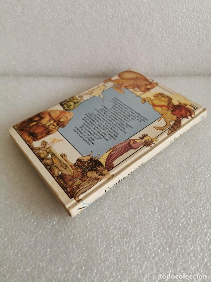 Libros de segunda mano: CUENTOS SUECOS LIBRO E BESKOW Y OTROS ILUSTRADO POR JOHN BAUER - ANAYA AÑOS 80 - TROLLS GNOMO - JOYA - Foto 7 - 179386572