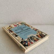 Libros de segunda mano: LOS HERMANOS DE SAN SERAPIÓN II / E. T. A. HOFFMANN / ANAYA 1ª EDICIÓN 1988. Lote 179386700