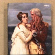 Libros de segunda mano: SENTIDO Y SENSIBILIDAD Y MONSTRUOS MARINOS. JANE AUSTEN Y BEN H. WINTERS. UMBRIEL EDITORES 2010.. Lote 179394082