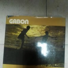 Libros de segunda mano: LIBRO DE FOTOS GABON LIBREVILLE. Lote 179537623