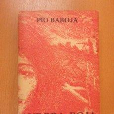 Libros de segunda mano: AURORA ROJA / PÍO BAROJA / 1974. EDITORIAL CARO RAGGIO. Lote 179563080