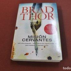 Libros de segunda mano: MISIÓN CERVANTES - BRAD THOR - IDIOMA ESPAÑOL - NOF. Lote 179954305