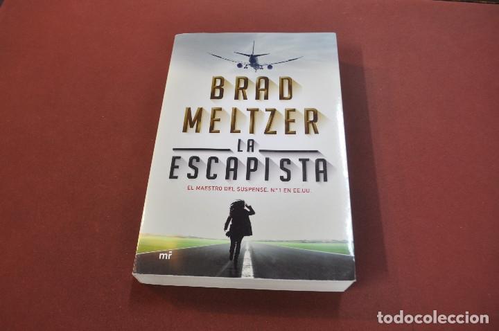 LA ESCAPISTA - BRAD MELTZER - IDIOMA ESPAÑOL - NOF (Libros de Segunda Mano (posteriores a 1936) - Literatura - Narrativa - Otros)