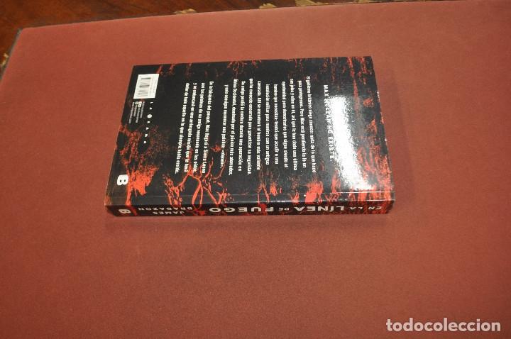 Libros de segunda mano: en la línea de fuego - james brabazon - idioma español - NOF - Foto 2 - 179954547