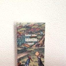 Libros de segunda mano: GRANADA (TRILOGÍA) - RADWA ASHUR - EDICIONES DEL ORIENTE Y DEL MEDITERRÁNEO. Lote 180115892