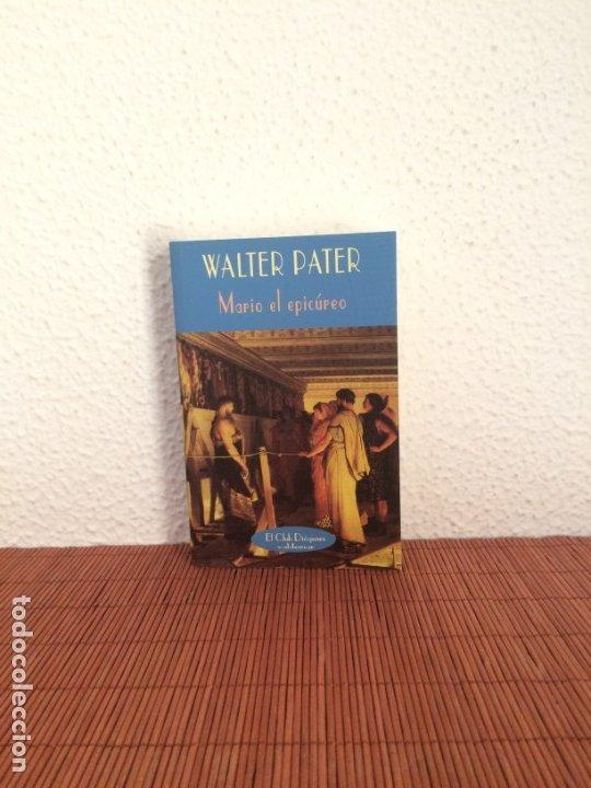 MARIO EL EPICÚREO - WALTER PATER - VALDEMAR (Libros de Segunda Mano (posteriores a 1936) - Literatura - Narrativa - Otros)