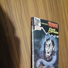 Libros de segunda mano: LA NAVE DEL DIABLO. CLARK CARRADOS. TERROR. BUEN ESTADO. PEQUEÑO FORMATO. Lote 180146198