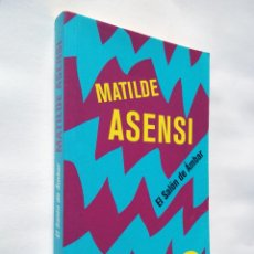 Libros de segunda mano: EL SALÓN DE ÁMBAR | ASENSI, MATILDE | DEBOLSILLO 2004. Lote 180148036