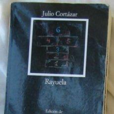 Libros de segunda mano: RAYUELA - JULIO CORTAZAR - ED. CATEDRA LETRAS HISPÁNICAS 2014 - VER DESCRIPCIÓN. Lote 180170460