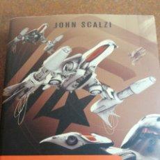 Libros de segunda mano: LA VIEJA GUARDIA DE JOHN SCALZI. Lote 180177590