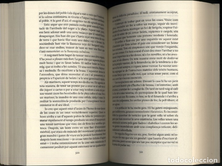 Libros de segunda mano: EL QUADERN GRIS - Josep PLA. - Foto 3 - 180246743