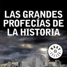 Libros de segunda mano: LAS GRANDES PROFECÍAS DE LA HISTORIA. CANAL HISTORIA. Lote 180853931