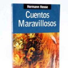 Libros de segunda mano: CUENTOS MARAVILLOSOS (HERMAN HESSE) EDHASA, 2000. OFRT. Lote 206465141