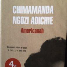 Livres d'occasion: AMERICANAH. CHIMAMANDA NGOZI ADICHIE . RANDOM HOUSE. Lote 208919485
