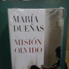Libros de segunda mano: LMV - MISIÓN OLVIDO. MARÍA DUENAS. Lote 180874877