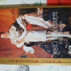 Libros de segunda mano: JOSÉ I BONAPARTE EL REY INTRUSO POR CARLOS CAMBRONERO EN RÚSTICA. Lote 180905837