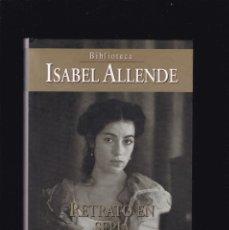 Libros de segunda mano: ISABEL ALLENDE - RETRATO EN SEPIA - PLANETA DEAGOSTINI 2003. Lote 180957382